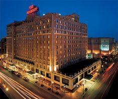 The Peabody Hotel, Memphis Tennessee