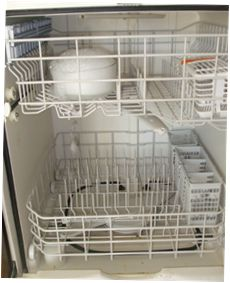 Natural Homemade Dishwasher Cleaner, costs less than $.10! Am trying it right now!