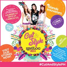 How to: Cut and Style Your Sinulog Shirts (Part 2) | Thirstythought