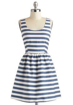 A Lakeshore Bet Dress, ModCloth