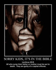 #kids #children #bible #atheist #atheism