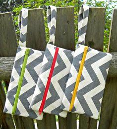 summer picnic, idea, diy wristlet, wristlets, crafti, company picnic, coin purses, step wristlet, fabric wristlet