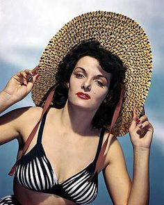 Jane Russell Vintage Hollywood