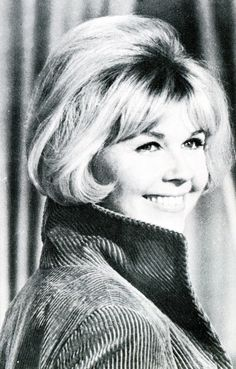 Doris Day - her hair<3