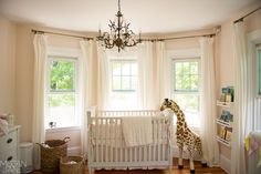 We love to see old mixed with new in the nursery! The Emilia Collection paired with vintage finds are a perfect fit. #rhbabyandchild #fallinlove