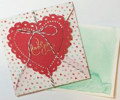 We think this is a fun Valentine's day project. Super simple too!