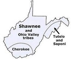 West Virginia Indian Tribes