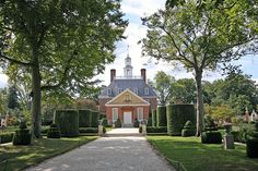 I'd love to go to Colonial Williamsburg to experience early American life...