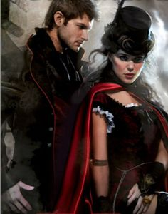 Honoria & Blade (Kiss of Steel)