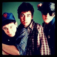 #RIP Beastie Boy Adam Yauch :-( Licensed To Ill is such a dope album.