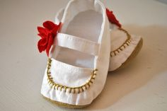 mary jane moccasins.  so sweet.