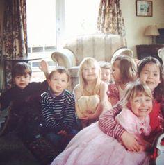 Harry!! (to the far left) AWWWWW