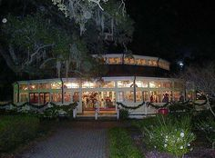 antique carousel in New Orleans' City Park