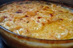#MealoftheDay for Easter Monday is Grandma's Scalloped Potatoes  submitted by CassieCraves!
