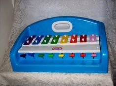 vintage Little tykes toys from the 90s | Vintage Little Tikes Piano Xylophone Musical Toy Only 12 USD  http://www.etsy.com/listing/173014382/vintage-little-tikes-piano-xylophone