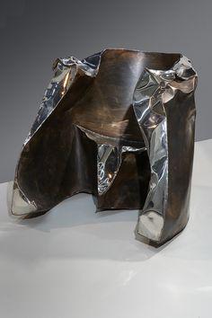 Design: Ron Arad. Photo: Ron Arad Associates #metal #metalworks