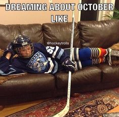 Dreaming of October