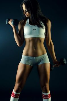 I don't want to be too skinny.  I don't want to be too fat.  I want to be fit.  This is my motivation.