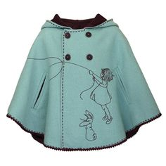 Fly A Kite Cape by belleandboo on Etsy, £68.00