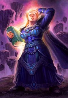 dwarf quest, female dwarf, fantasi dwarf