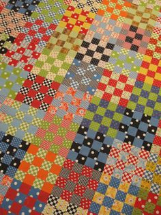 Potluck Later Quilt