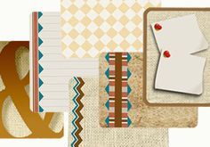 Western Project Life Pocket Journaling Cards instant download by sssstudio,