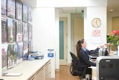 UCLA Health Manhattan Beach Family & Internal Medicine office reception area