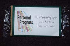 Personal Progress reminders