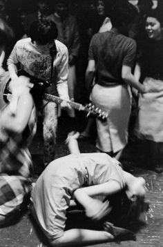 Dancing, 1964