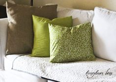 Make pillow cases in ten minutes!  Awesome tutorial!