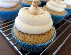 French Toast Cupcake  Toast Cupcak, French Toast, Kale, Vegan Baking, Gluten Free Flour, Vegan Foods, Vegan Cupcakes, Buttercream Frosting, Cupcak Vegan