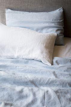 Linen Duvet Cover - Colours