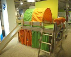 babyzimmer kinderzimmer on pinterest bunk bed tent. Black Bedroom Furniture Sets. Home Design Ideas
