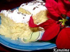 Torta fria de coco #tarta
