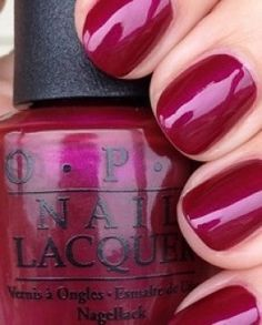 OPI Thank Glogg It's Frida - Nordic Collection Fall & Winter 2014