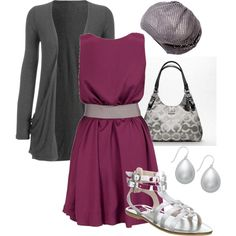 comfy casual, created by melissascholtengutierrez on Polyvore