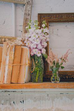Idées - Des livres et des fleurs