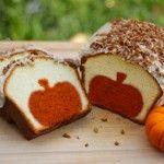Peekaboo+Pumpkin+Pound+Cake