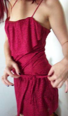 Bib Dress Tutorial