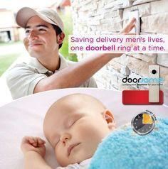 Choose Awesome Music for Doorbells with the DoorJamz App #doorbells trendhunter.com
