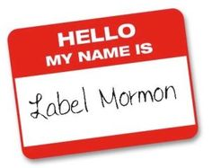 Label Mormon