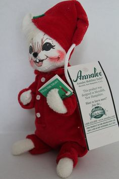 Annalee Doll Christmas Twas the Night Before by TalesofTime, $23.00