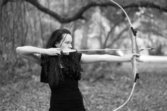 Archery pic   Angie Valliere Photography