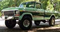 1978 Ford Truck | 1978 Ford F-250 4x4 Pickup
