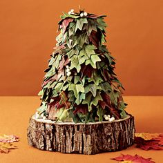 """This is why it's called """"Fall""""  This is a Cake!"""