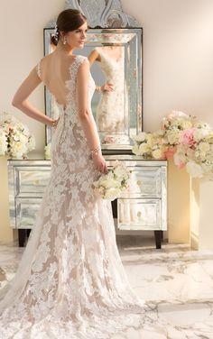 Wedding Dresses by Essense of Australia | Wedding Dress D1639