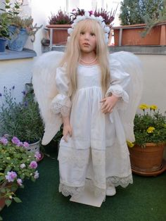 GILA by Hildegard Gunzel Resin Collection 2008, about 33 inches tall!♥