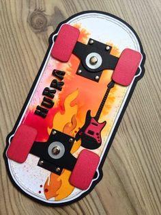 Skateboard scrapper dk