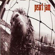 Pearl Jam's second album up there with the first