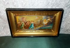 Aurora by Guido Reni in Ornate Shadow Box Frame